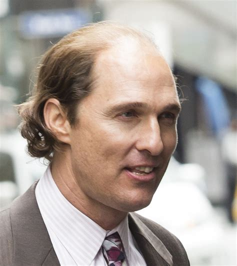 Matthew Mcconaughey On The Set Of Gold Picture 4