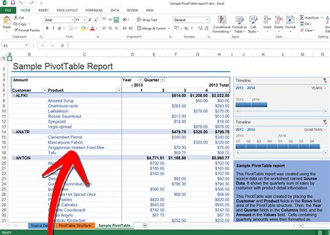 pivot table field name is not valid beat excel