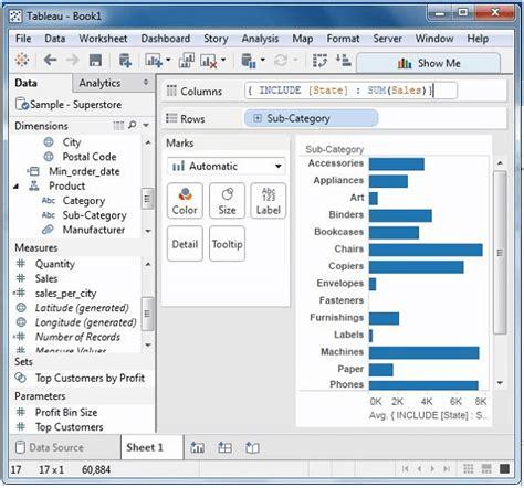 tableau extract tutorial tableau calculations tableau online tutorial onlineitguru