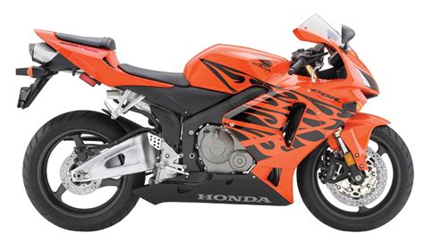 honda cbr 600 orange and 2006 honda cbr600rr