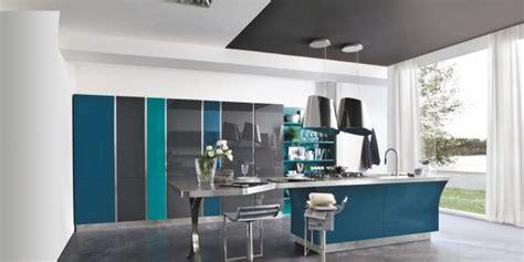Cucine Laccate Lucide by Cucine Laccate Bianche O Colorate Cose Di Casa