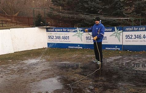 how to make a backyard ice rink backyard ice rinks there s no end to the games you can make up minnpost