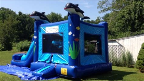 sea world waterslide bounce house rentals in ct