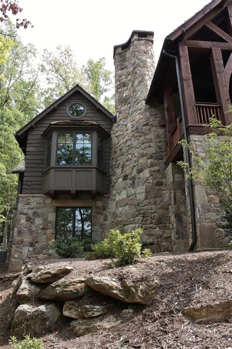 azalea ridge rustic exterior