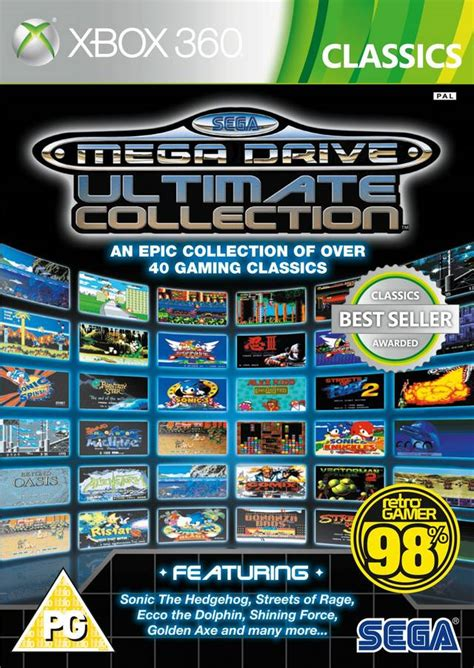 sega genesis classics collection sonic s ultimate genesis collection bomb