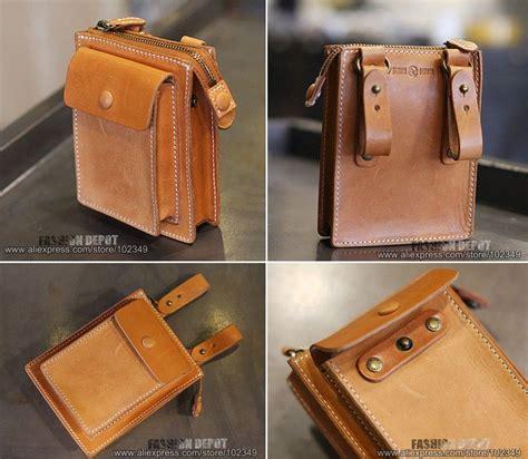 Hnm Waistbag Waist Bag Belt Bag Tas Pinggang designer grade genuine leather waist bag vegetable tanned waist leather wallet purse belt