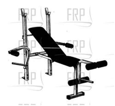 weider 140 weight bench combo weider 140 webe14070 fitness and exercise equipment
