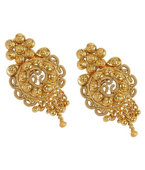 much more exclusive south indian style fully gold plated
