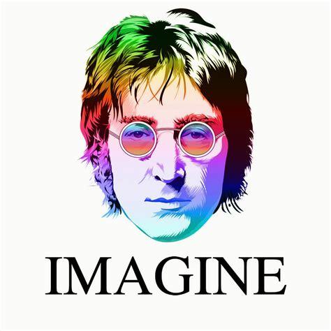 Imagenes De John Lennon Imagine | camiseta john lennon imagine el regalo original