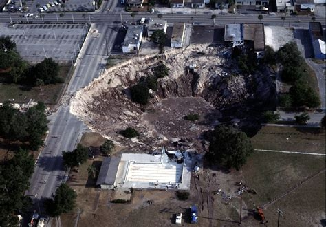 Where Are The Sink Holes In Florida by The Most Terrifying Sinkhole Pictures You Ve Seen