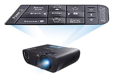 Proyektor Viewsonic Pjd5155 viewsonic pjd5155 3200 lumens svga projector with hdmi ebuyer