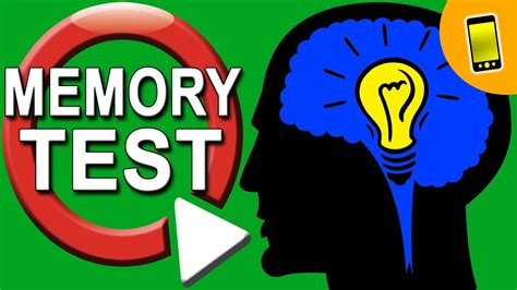 memory test memory test are you a genius