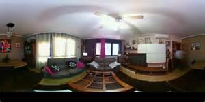 360 Room Single Shot Interior Living Room Videopanoramas