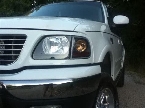 2001 f150 lights 2001 supercrew headlights quot black quot ford f150 forum