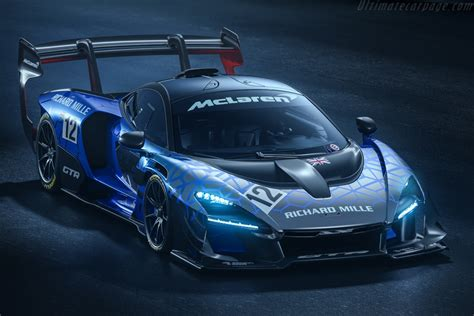 mclaren senna gtr images specifications