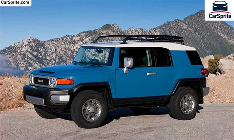 land cruiser fj cruiser 2017 toyota fj cruiser 2017 prices and specifications in