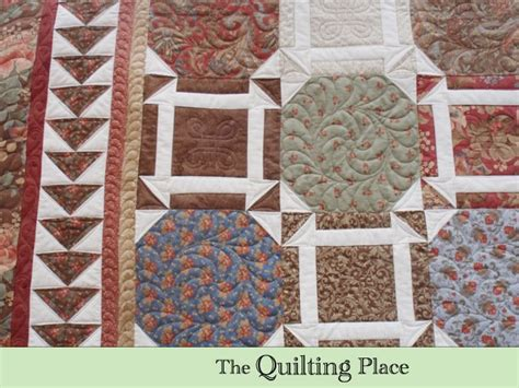 our work the quilting place