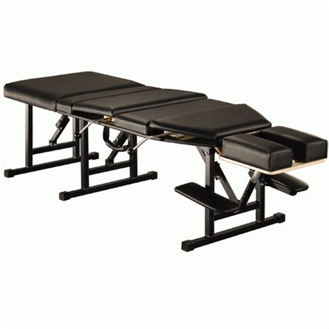 table sports arena physioworx arena 180 portable chiropractic table sports