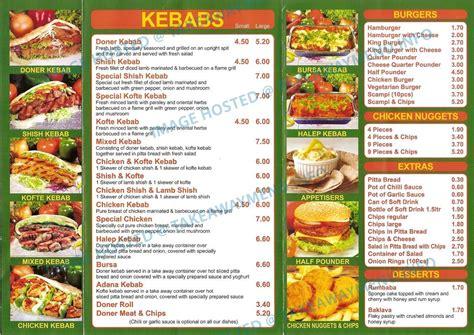 istanbul kebab house istanbul kebab house takeaway menu kebab potters bar