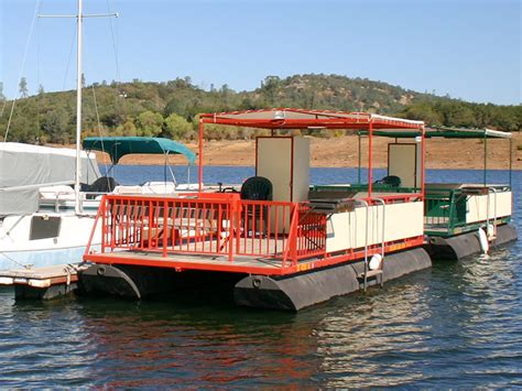 Patio Boat Collins Lake Rental Boats And Cabins