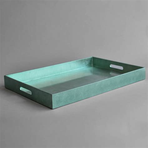 lacquer breakfast and ottoman tray by nom living