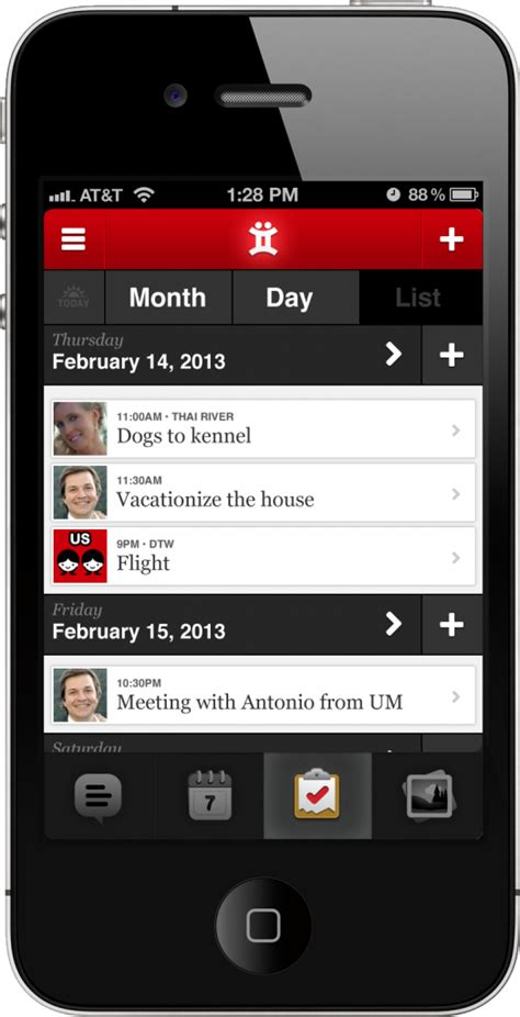 App For Couples To Calendar Twyxt A Shared Calendar App Made For Couples Who Actually