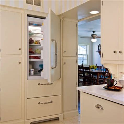 cabinet panel front refrigerator 37 best appliance panels images on kitchen kitchen ideas and kitchens