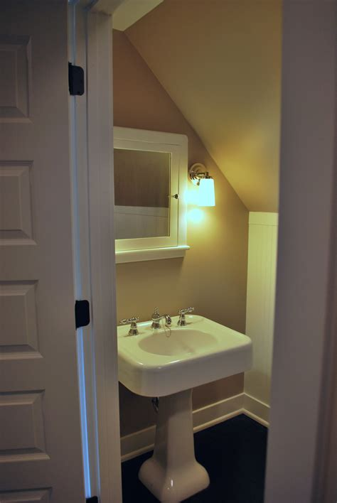 attic bathroom ideas attic update completion my pattern of