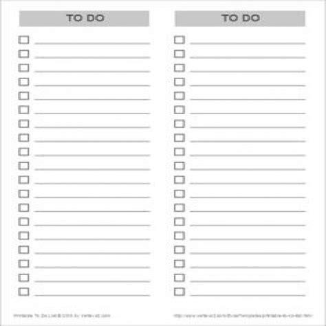 d d 3 5 template list to do list pdf task list templates