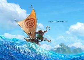 moana trailer revealed by walt disney animation studios
