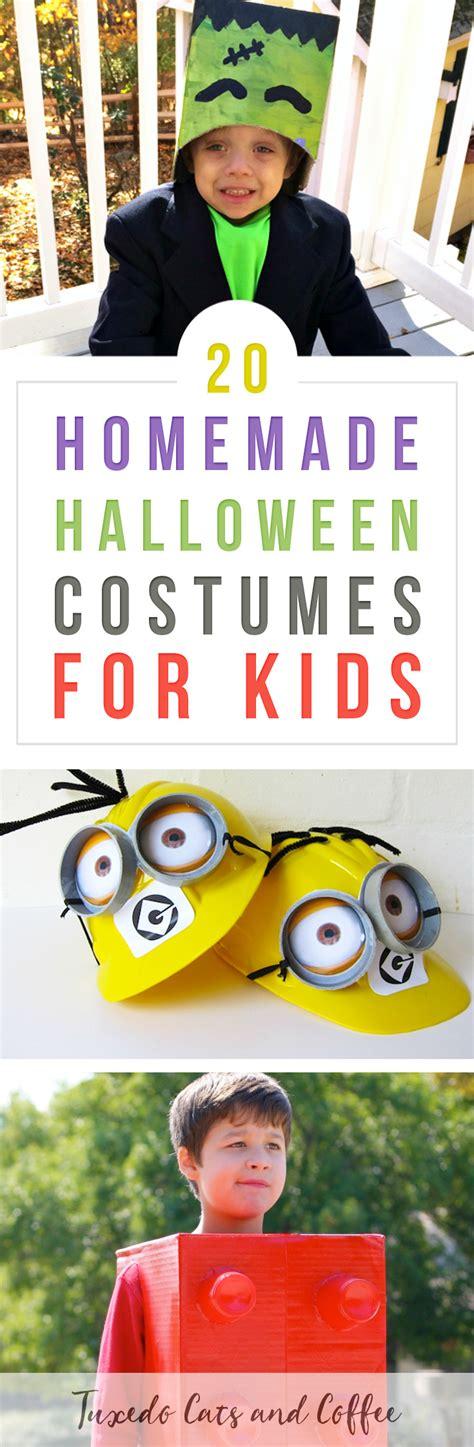homemade halloween costumes halloween ideas treats