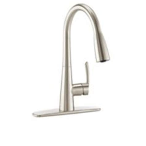 canadian tire kitchen faucets danze nixi kitchen faucet brushed nickel canadian tire