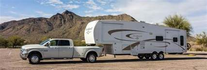 Wheels Truck And Trailer Ram 3500 Dually Truck Best Rv Fifth Wheel Trailer Towing
