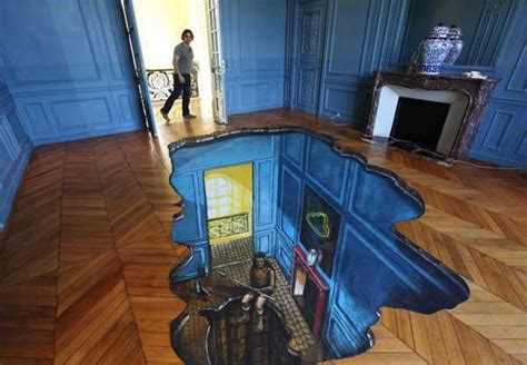 Decorative Floor Painting Ideas 3d By Joe Hill Reinventing Modern Floor Painting And Decorating Ideas