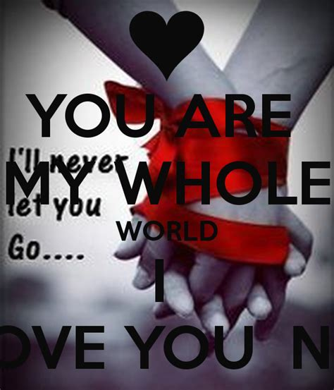 Are You My you are my whole world i you nf poster i you