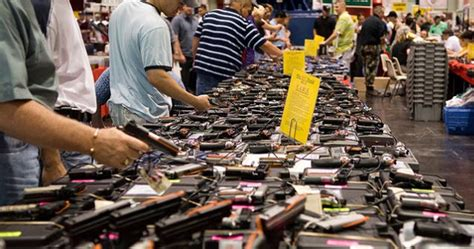 Gun Show Background Check Myth 10 Myths About Guns And Gun Listverse