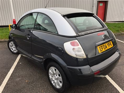 Citroen C3 1 4 Pluriel Hdi 3dr Manual For Sale In Wirral
