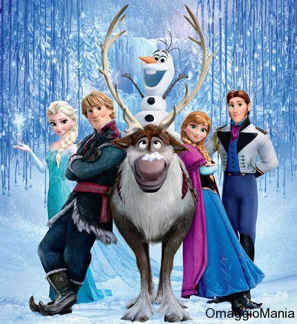 film frozen gratis biglietti cinema gratis per il film frozen il regno di
