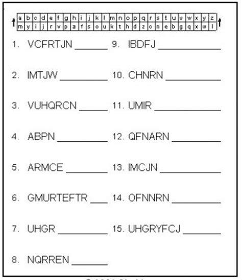 s day secret message worksheet 16 best images of decoding worksheets 6th