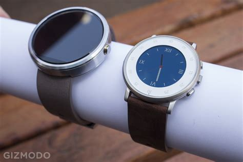 Time And Time Around pebble time on a smartwatch for who