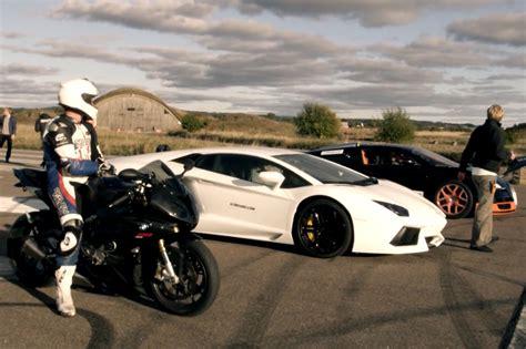 Lamborghini Bugatti Race Drag Race Bugatti Veyron Vitesse Vs Lamborghini Aventador