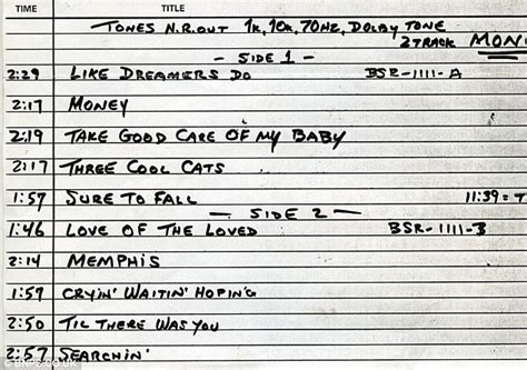 after song list the beatles that was rejected has been