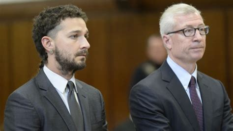Will A Conditional Discharge Show On A Criminal Record Check Shia Labeouf Granted Conditional Discharge Of Disorderly Entertainment