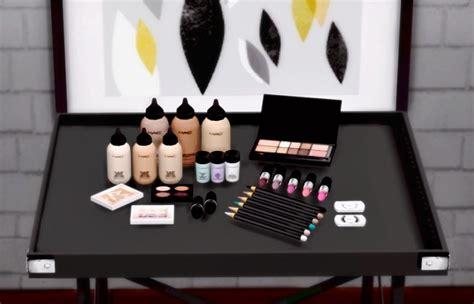 Set Makeup Mac yayasimblr mac makeup set s3 to s4 at team sims