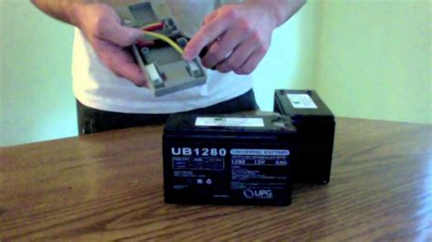 apc rbc battery assembly video youtube