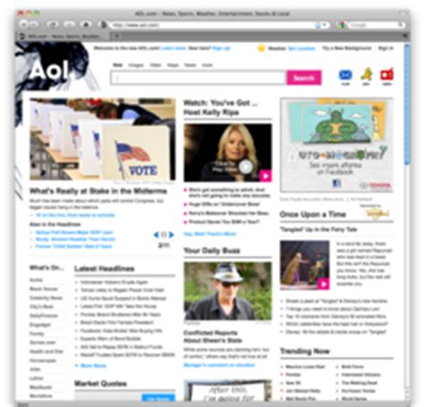 image gallery homepage aol