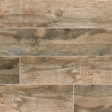 matte porcelain tile salvage brown 10 pieces of 6 quot x40 quot rustic wall floor tiles by wall