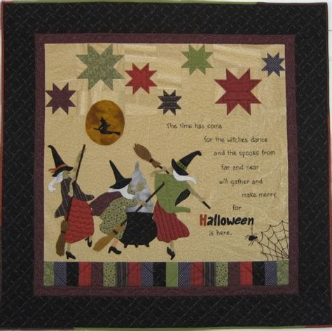 witch s quilt pattern by cozy quarters