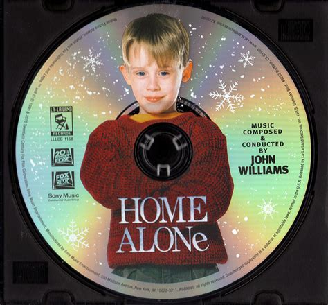 williams home alone original motion picture
