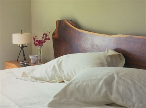 unique wood headboards 10 beautiful wooden headboards for a warm and inviting